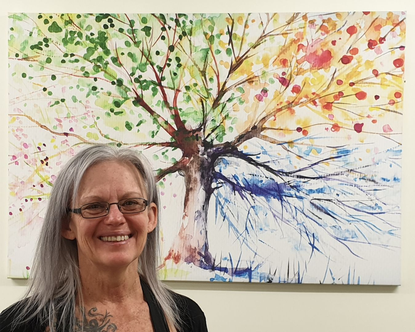 Frances Pushes Through Adversity to Become a Qualified Aged Care Worker With ET Australia.